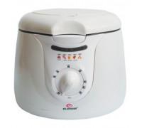 Фритюрник Elekom ЕК-217, 1200 W, Светлинна индикация, Необходима мазнина: 1-1,5 литра, Терморегулато...