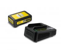 Стартов комплект Karcher Starter Kit Battery Power 18/25 (24450620), Мощни литиево-йонни клетки