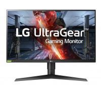 """Монитор, LG 27GL850-B, 27"""", Nano IPS 1ms, AG, QHD (2560 x 1440), 144Hz refresh rate, HDR 10, 10..."""