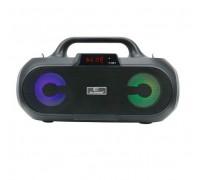 Портативна тонколона Elekom ЕК-3351, Дистанционно, Мощност: 8W+8W, Микрофон, 1 m стандартен USB кабе...