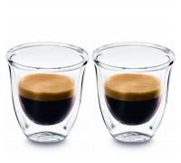 Чаши Delonghi за Еспресо 2 броя, 60 мл, Подходящ за съдомиялна машина, Предназначен за Еспресо машин...