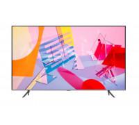 """Телевизор Samsung 43Q67T 43"""", QLED FLAT, SMART, Dual LED, Bixby, Bluetooth, 3xHDMI, 2xUSB, Черен"""