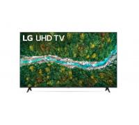 "Телевизор LG 43UP77003LB 43"", 4K IPS UltraHD TV 3840 x 2160, DVB-T2/C/S2, HDR10, HLG, AI Sound,..."