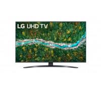 Телевизор LG 43UP78003LB 43'', 4K IPS UltraHD TV 3840 x 2160, DVB-T2/C/S2, HDR10, HLG, ALLM / HGiG, ...