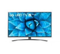"""Телевизор LG 49UN74003LB, 49"""" 4K IPS UltraHD TV 3840 x 2160, DVB-T2/C/S2, webOS Smart TV, ThinQ..."""