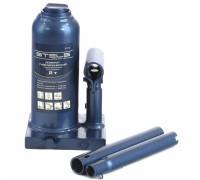 Хидравичен крик тип бутилка, телескопичен, 2т, височина 170мм-380мм//Stels 51115