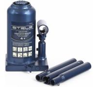 """Крик хидравличен 4т., тип """"бутилка"""", телескопичен, 170-430 мм. //STELS 51116"""