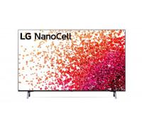 """Телевизор LG 55NANO753PA, 55"""" 4K IPS HDR Smart Nano Cell TV, 3840x2160, 200Hz, ThinQ AI, WiFi, ..."""