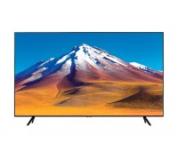 "Телевизор Samsung 55TU7092 55"", 4K UHD LED TV, SMART, Crystal Processor 4K, Mega Contrast, Dolby Digital Plus , 2xHDMI, USB, WiFi, Bluetooth, Черен"