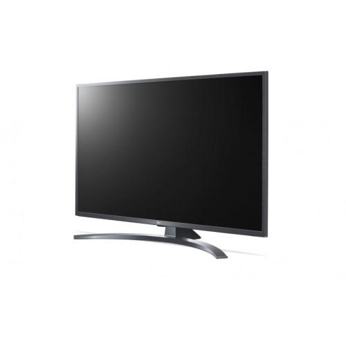 "Телевизор LG 55UN74003LB, LED, Smart TV, 55"" (139.70 см),4K IPS UltraHD TV 3840 x 2160, DVB-T2/C/S2, webOS Smart TV, ThinQ AI, Quad Core Processor 4K,HDR10 PRO 4K/2K, Гласов контрол, Miracast / AirPlay 2, HDMI, CI, LAN, USB, Bluetooth"