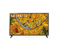 "Телевизор LG 55UP75003LF, 55"" 4K IPS UltraHD TV 3840 x 2160, DVB-T2/C/S2, webOS Smart TV, ThinQ..."