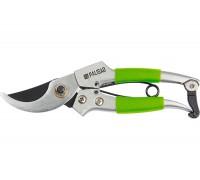 Ножица лозарска, 180 mm, възвратна пружина, гумирани дръжки PALISAD 605038