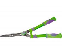 Ножица за храсти, 580 mm, вълнообразни остриета, двукомпонентни дръжки PALISAD 608368
