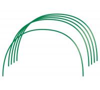 Дъга за парник, 0,85 х 0,90 m, диаметър 5 mm, PVC-покритие, 6 бр. Русия 64408