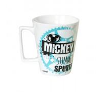 Чаша за чай и мляко Disney Mickey Mouse 315ml