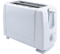 Тостер Muhler MT-705 бял, 650W, Слотове за 2 филийки, 6 степени на изпичане
