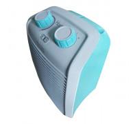 Печка вентилаторна HOMA HFH-2220C, 2000W, 2 нива на затопляне, Функции за охлаждане, Самоизключване