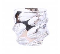 Чаша за уиски Bohemia 1845 Calypso Platinum 300ml, 6 броя
