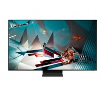 """Телевизор Samsung 65Q800T 65"""", QLED FLAT, SMART, 4500 PQI, Dual LED, Direct Full Array, Quantum HDR 2000, HDR 10+, Dolby Digital Plus, Bixby, Wi-Fi, Bluetooth, 4xHDMI, 2xUSB, Черен"""