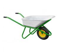Градинска количка, подсилена, товароносимост 200 кг, обем 90 л Palisad 689183