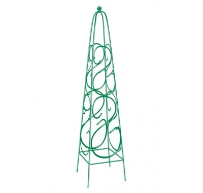 Пирамида градинска декоративна за увивни растения, 112,5 х 23 cm PALISAD 691268