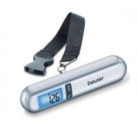 Везна Beurer LS 06, за багаж, 40 кг капацитет, LCD дисплей, Автоматично изключване, Сив