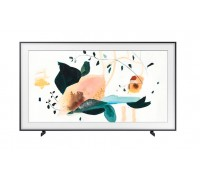 "Телевизор Samsung 75LS03 Frame 75"", 4K UHD LED TV, SMART, HDR 10+, Mega Contrast, Dual LED, Dolby Digital Plus, Wireless, Network, 4xHDMI, 2xUSB, Черен"