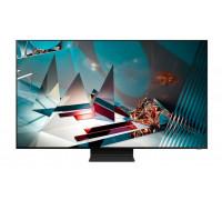 """Телевизор Samsung 75Q800 75"""", 8K QLED FLAT, SMART, QHDR, HDR 10+, Quantum 8K Processor, Dolby Digital Plus, Wireless, Network, 4xHDMI, 2xUSB, Черен"""