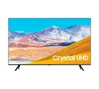 "Телевизор Samsung 75TU8572, 75"" 4K Crystal UHD LED TV, SMART, Dual LED, 2100 PQI, Mega Contrast, HDR 10+, Crystal Processor 4K, Dolby Digital Plus, WI-FI, 3xHDMI, 2xUSB, Bluetooth, Frameless, Black"