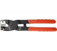 Клещи за рязане на плочки, 200 mm, с алуминиева опора MTX 878309
