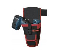Кобур за акумулаторна бормашина, за колан, с джобове за приставки MTX 902439
