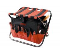 Чанта-стол за инструменти, сгъваема, 420 х 290 х 300 mm MTX 902499