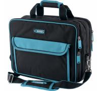 Чанта за инструменти Meister, 31 джоба, отделение за лаптоп, подплатен ремък,400*170*300мм// GROSS 9...