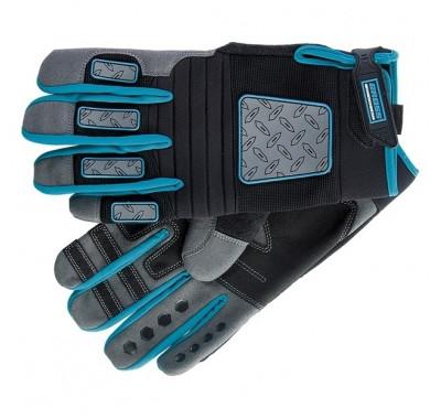 Ръкавици универсални комбинирани DELUXE, L// GROSS 90333