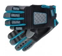 Ръкавици универсални комбинирани DELUXE, XL// GROSS 90334