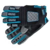 Ръкавици универсални комбинирани DELUXE, XXL// GROSS 90335