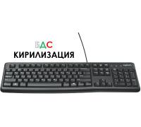 Клавиатура Logitech USB K120 БДС 920-002479 OEM