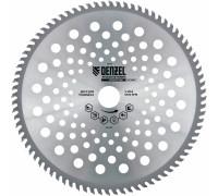 Режещ диск за тример, 230 х 25,4 х  1,3 мм, 40 зъба// DENZEL 96340