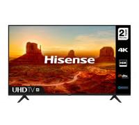 "Телевизор Hisense 55A7100F 55"", 4K Ultra HD 3840x2160, LED, HDR, Smart TV, WiFi, BT, 3xHDMI, 2xUSB, LAN, DVB-T2/C/S2, Черен"