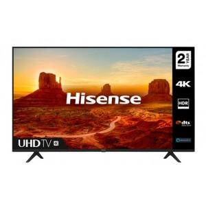 """Телевизор Hisense 50A7100F 50"""", 4K Ultra HD 3840x2160, LED, HDR, Smart TV, WiFi, BT, 3xHDMI, 2x..."""
