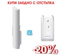 Секторна антена Ubiquiti airMAX AM-5G16-120 5GHz MIMO 16dBi