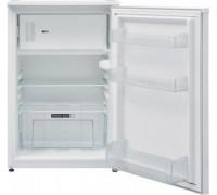 Хладилник Atlantic AT-130, Обем хладилник 105л, Обем камера 17л, Автоматично размразяване, Стъклени ...