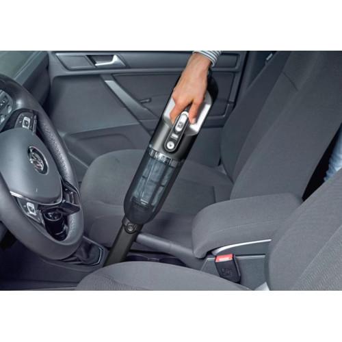 Вертикална прахосмукачка Bosch BBH32101, Без торба, Капацитет 0.7 л, Черна