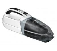 Прахосмукачка Bosch BHN14N, Презареждаща се, Време на работа: 12 мин, Нива на мощност: 1, Бяла