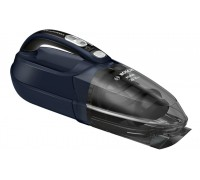Прахосмукачка Bosch BHN20L, Презареждаща се батерия, Почистване без кабел, Система High AirFlow, Син...
