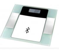 Кантар с Bluetooth ELITE BS-1315, 5 килограма-180 кг, Дисплей