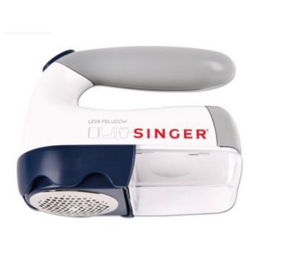 Пилинг за дрехи SINGER BSM-203, Отстранява мъхчета и косъмчета от всички тъкани