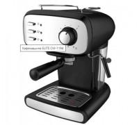 Кафемашина ELITE CM-1194, 900W, 15 бара, 1.2 л подвижен прозрачен резервоар за вода, Регулируем бутон за пара