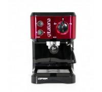 Кафе машина Gruppe Italiana CM4677 Espresso, Вместимост 1,25 lit, Парна дюза за крема, Налягане на помпата: 20 bar, Червена