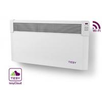 Конвектор Tesy ConvEco Cloud с управление през Интернет CN04 050 EIS CLOUD W, Mощност 500 W
